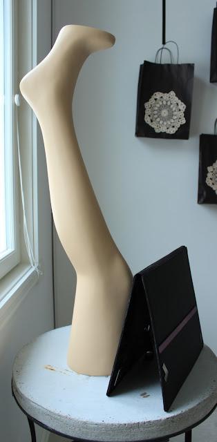 mallinuken jalka
