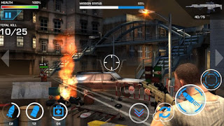 Download Game Combat Elite Border Wars Apk Full Version