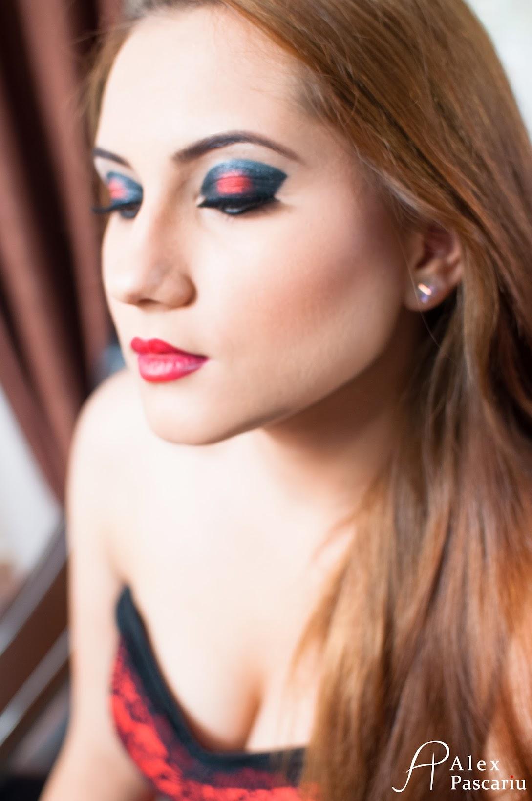 Fashion make-up 8