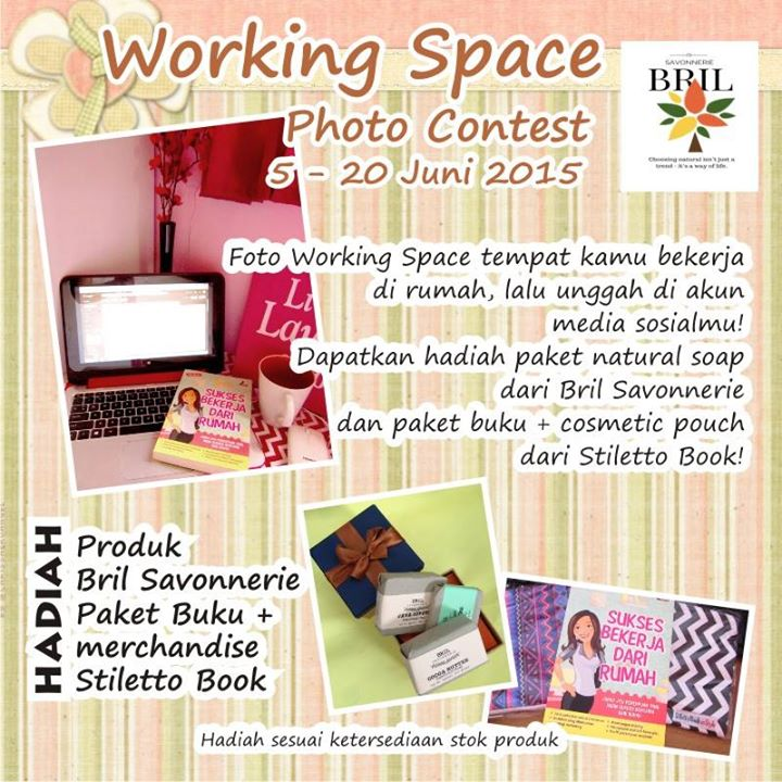 Working Space Photo Contest
