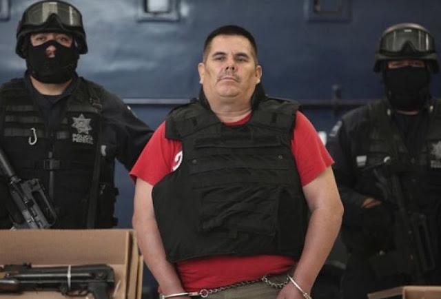 Frenan extradición a EU de El Chango Méndez, fundador de La Familia.
