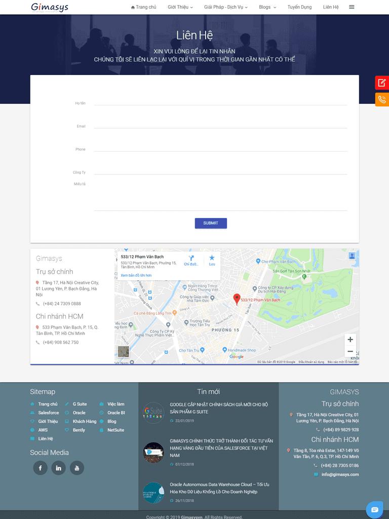 Dịch vụ cung cấp phần mềm bán hàng Gimasys - Ảnh 2