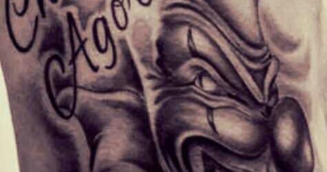 Descubra O Significado Da Tatuagem Chora Agora Ri Depois