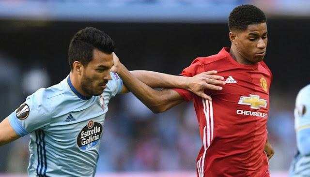 Manchester United vs Celta Vigo en vivo