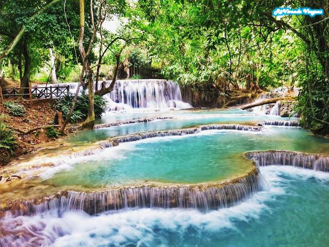 O que fazer em Luang Prabang. Laos
