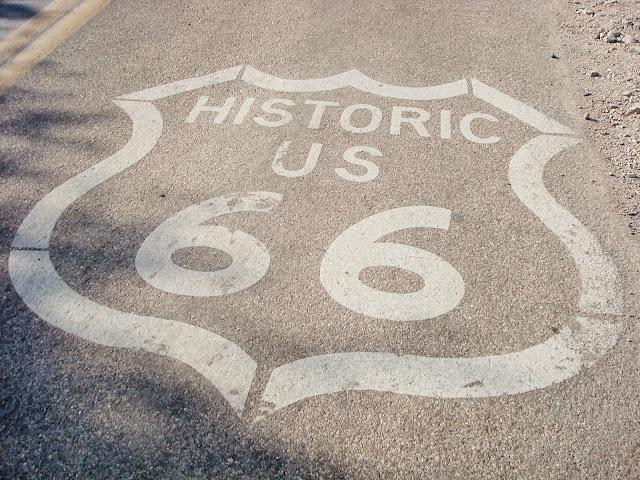 Route 66 - USA - Etats-unis