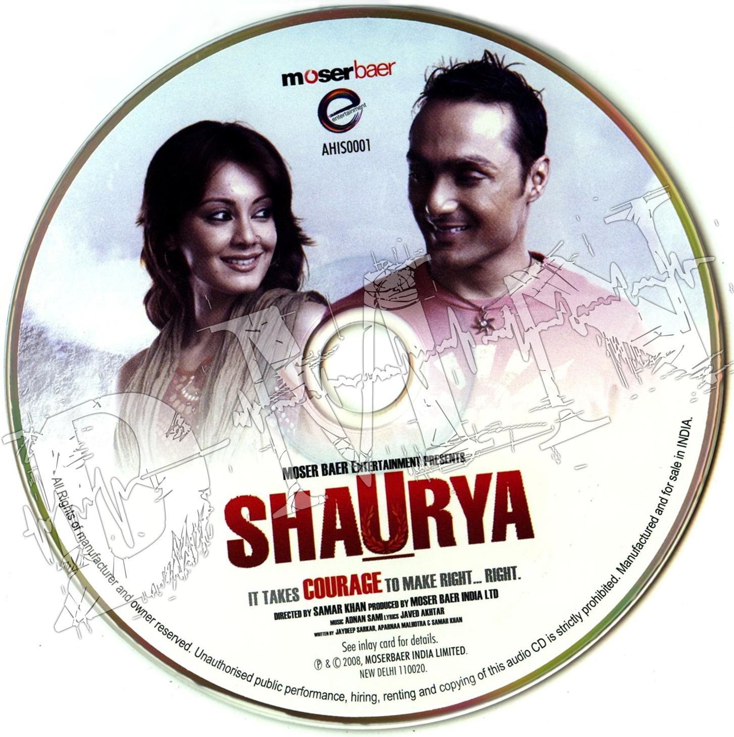 CINE HINDU: Shaurya: It Takes Courage To Make Right