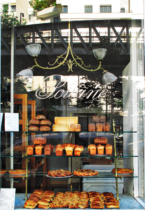 Bakery Poilâne, 49 Boulevard de Grenelle. Paris photos by Kent Johnson for Street Fashion Sydney.