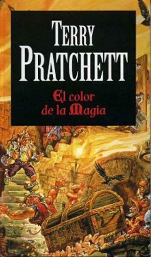El color de la magia (Terry Pratchett) (Mundodisco 1)