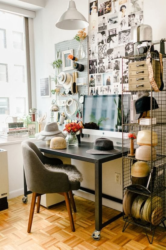 10 Inspiring Home Office Spaces For Your Apartment Or Dorm