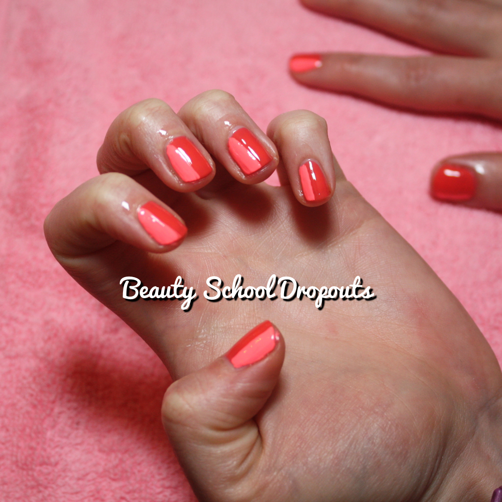Beauty School Dropouts: Nail Party!