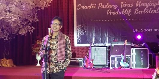 Hadiri Perpisahan SMAN 3 Padang, Ini Harapan Gubernur Sumbar