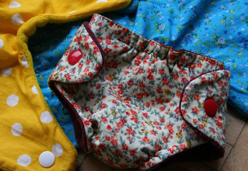 Super La Fée MoiMême: Les petites couches lavables pour les poupées KQ67