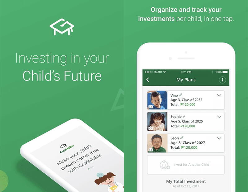 Manulife Philippines Unveils GradMaker App to Help Parents Save for their Kids