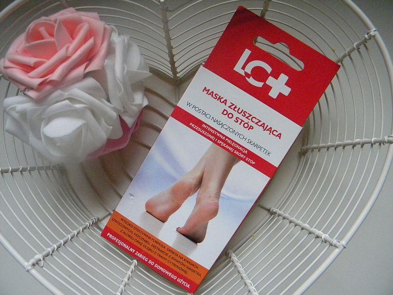 BOX ONLY YOU ROZKWITNIJ WIOSNĄ: Maska złuszczająca do stóp, recenzja.