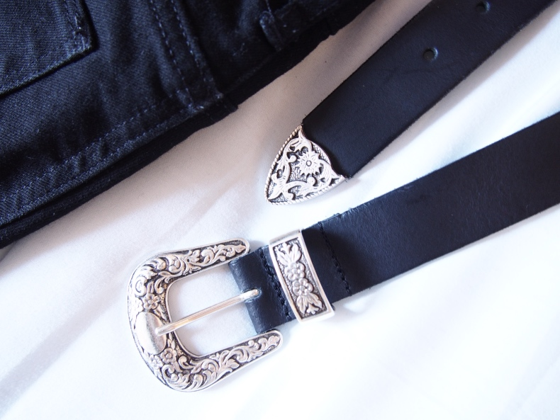 Asos buckle belt