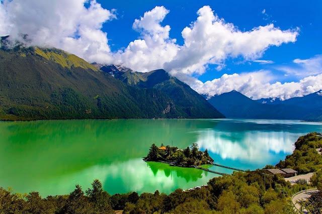 西藏林芝-巴松措