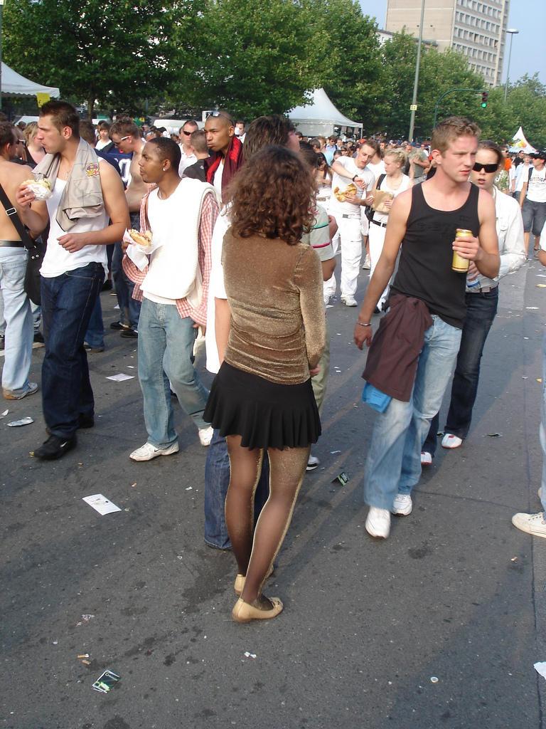fashion tights skirt dress heels : seductive look