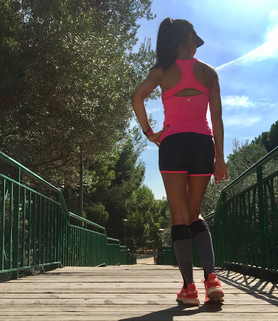 Mi Diario Runner, Vanessa Martinez, Entrenamiento para Maraton Valencia