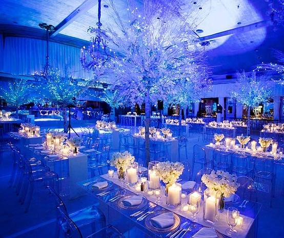 White And Blue Wedding Ideas: Digigirl's Wedding Help Guide: Colin Cowie Wedding Day
