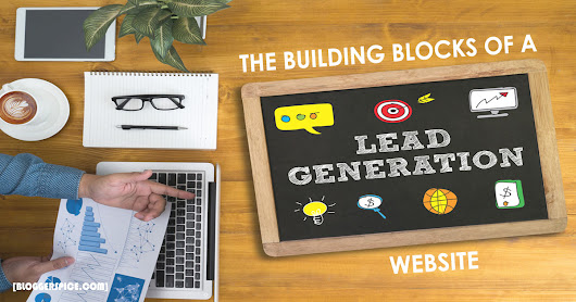 Blogger Spice: The Building Blocks Of A Lead Generation Website