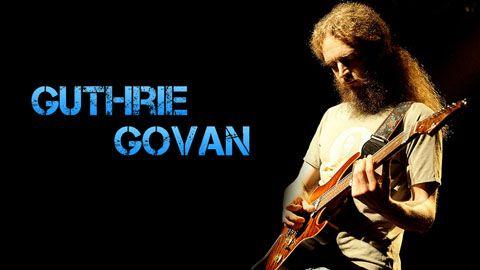 Biografía y Equipo de Guthrie Govan