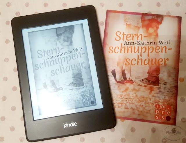 Sternschnuppenschauer - Ann-Kathrin Wolf - Impress Carlsen Verlag