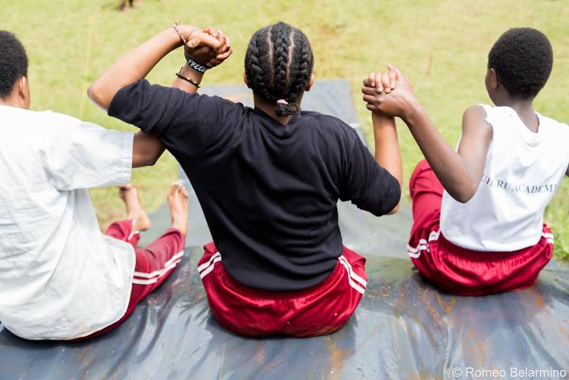 Freedom Global and Uhuru Academy Volunteering in Kenya with Freedom Global