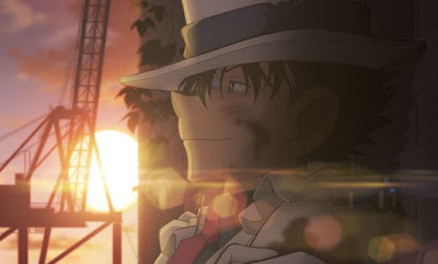 Detective Conan Movie 23: The Fist of Blue Sapphire BD Subtitle Indonesia