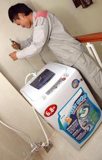 Bán bộ ty treo, gióng treo lồng máy giặt cửa đứng tại Hà Nội