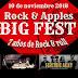 ROCK AND APPLES FEST EN LA FABRICA LLOBET DE CALELLA - BARCELONA