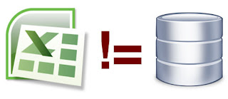 What Is the Main Difference Between Spreadsheet and Database