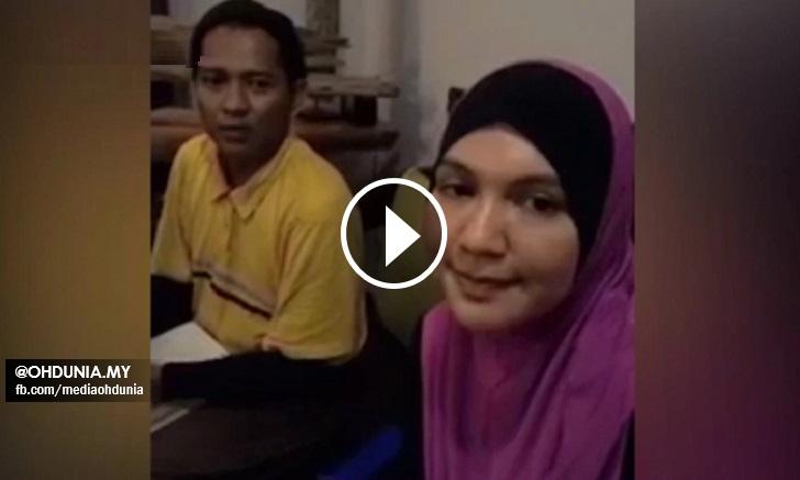 Netizen Kurang Ajar Tuduh Isteri Aliff Syukri Buat Maksiat Dengan Ustaz