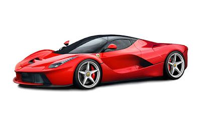 The LaFerrari