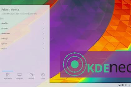 Download KDE neon Versi Terbaru Gratis