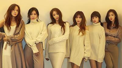 Daftar 10 Lagu T-ara Terbaik yang Enak Didengar