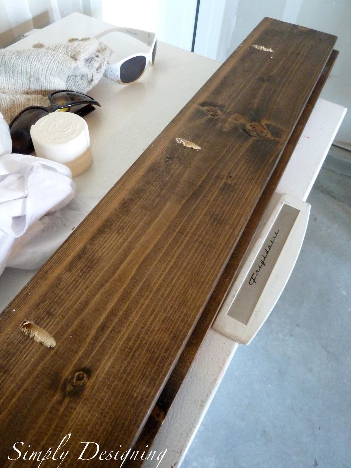 Diy Signs That Look Like Pallet Wood