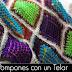 Como hacer Pompones con un Telar
