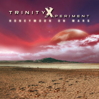 Trinity Xperiment - 2008 – Honeymoon On Mars