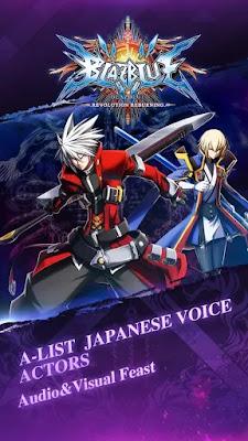 BlazBlue RR - Real Action Game
