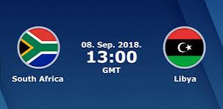 مباراة ليبيا وجنوب أفريقيا مباشر اليوم السبت والقنوات الناقلة للمباراة