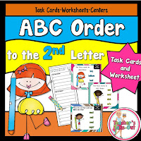 ABC Order to the 2nd letter