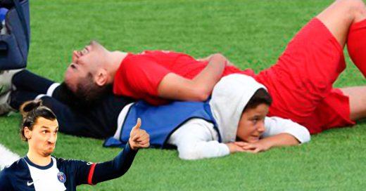 Niño de 12 salva la vida en partido, a un futbolista
