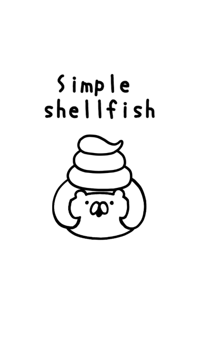 Simple shellfish