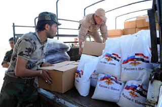 Sindiran Pedas Rusia: Amerika Tak Pernah Memberikan Bantuan Kepada Warga Suriah - Commando
