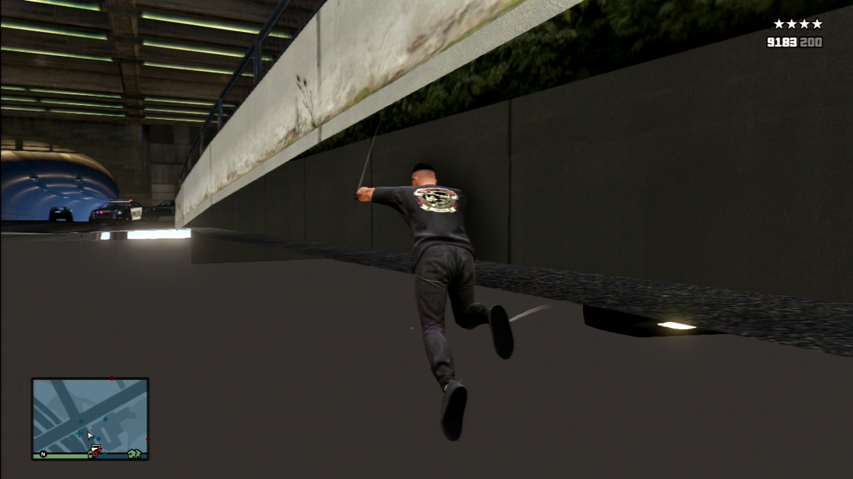 New South Rockford Dr Wall Breach On Gta V Youtube - Imagez co