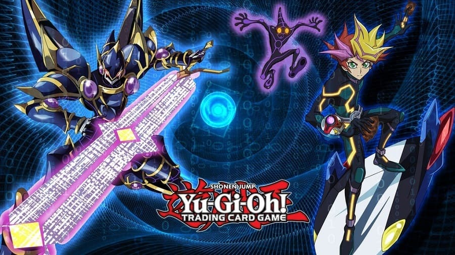 Anime Yu-Gi-Oh! Vrains Legendado para download torrent