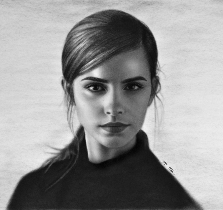 16-Emma-Watson-Stefan-Pabst-3D-Optical-Illusions-Drawings-and-Paintings-www-designstack-co