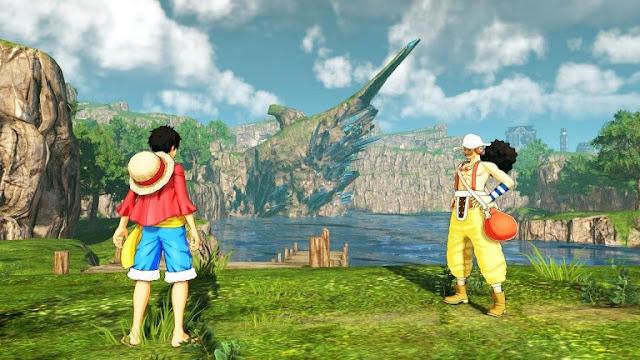 تأكيد تواجد عدة شخصيات في عالم لعبة One Piece : World Seeker ، لتتعرف عليهم …