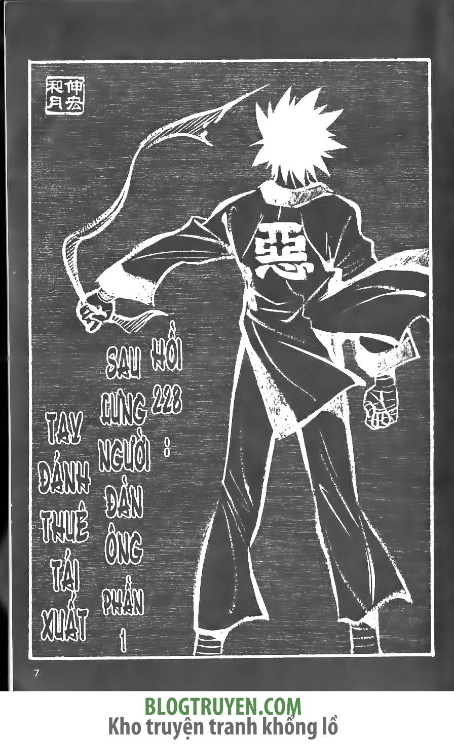Rurouni Kenshin chap 228 trang 4